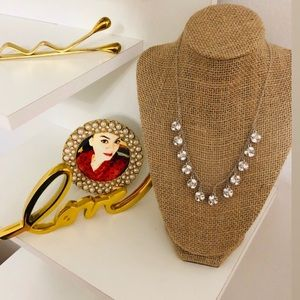 Kate spade gold plated silver necklace!